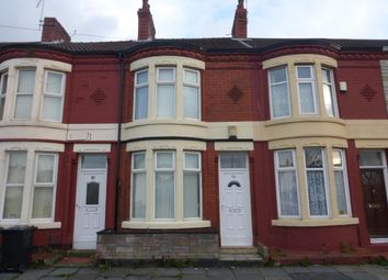 Thumbnail 2 bed property to rent in Northbrook Road, Wallasey