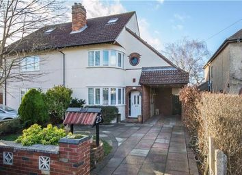 Thumbnail 5 bed semi-detached house for sale in Histon, Cambridge