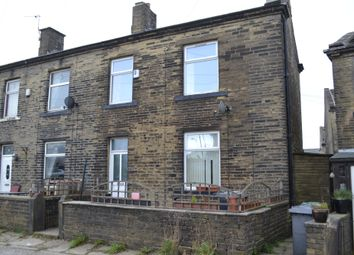 Thumbnail 2 bed end terrace house for sale in Campbell Street, Queensbury, Bradford