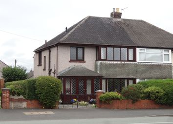 Thumbnail 3 bedroom semi-detached house for sale in Cadley Causeway, Fulwood, Preston