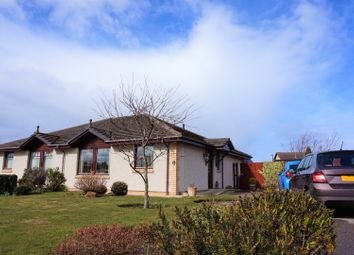Thumbnail 2 bed semi-detached bungalow for sale in Sutors Park, Nairn