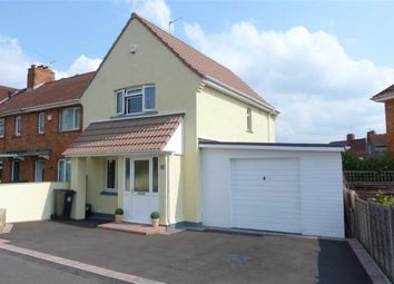Thumbnail 3 bedroom end terrace house for sale in Minehead Road, Knowle, Bristol
