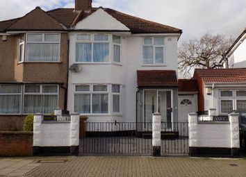 Thumbnail 3 bedroom semi-detached house to rent in Whitefriars Drive, Harrow
