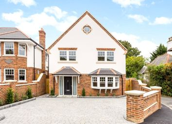 Thumbnail 5 bedroom detached house for sale in Stanmore Way, Loughton, Essex