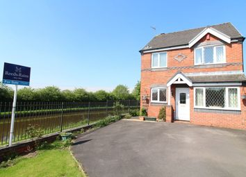 Thumbnail 3 bed detached house for sale in Highgrove, Stone