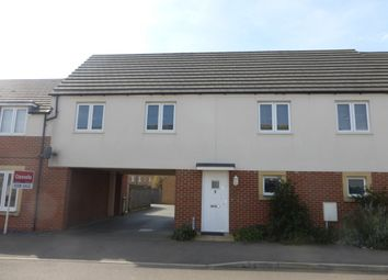 Thumbnail 2 bedroom property for sale in Lavender Hill, Broughton, Milton Keynes