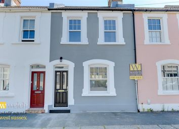 Thumbnail 2 bed terraced house for sale in Surrey Street, Worthing, West Sussex