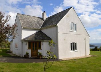Thumbnail 4 bed detached house to rent in Spring Road, Wembury Point, Plymouth, Devon