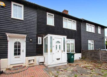 Thumbnail 3 bed terraced house for sale in Trevor Road, Burnt Oak, Edgware