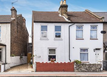 Thumbnail 2 bed end terrace house for sale in Whitehorse Road, Thornton Heath