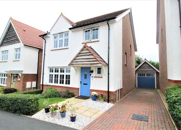 Thumbnail 4 bed detached house for sale in Abbott Close, Ottery St. Mary