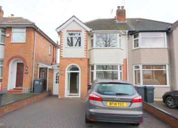 Thumbnail 3 bedroom semi-detached house to rent in Whitecroft Road, Sheldon, Birmingham