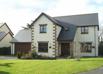 Thumbnail 4 bed detached house for sale in Parkway Close, Crundale, Haverfordwest