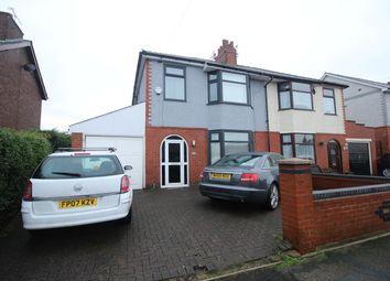 Thumbnail 3 bed semi-detached house for sale in Lytham Road, Ashton-On-Ribble, Preston