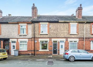 Thumbnail 3 bedroom terraced house to rent in Yeaman Street, Stoke-On-Trent