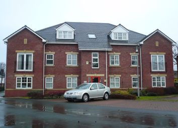 Thumbnail 2 bed flat to rent in Wyndthorpe Court, Stag, Rotherham, South Yorkshire