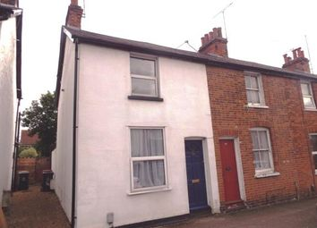 Thumbnail 2 bed end terrace house for sale in Haycroft Road, Stevenage, Hertfordshire