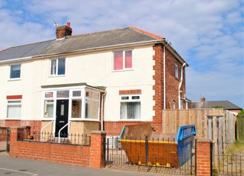 Thumbnail 4 bed semi-detached house for sale in Featherstone Grove, Jarrow