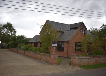 Thumbnail 5 bed detached house for sale in Roman Bank, Holbeach Bank, Holbeach