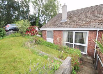 Thumbnail 2 bed semi-detached bungalow for sale in Silverhill Close, Cilfynydd, Pontypridd