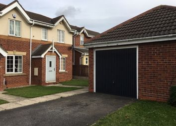 Thumbnail 2 bed end terrace house to rent in Bloomsbury Gardens, Scartho Top, Grimsby