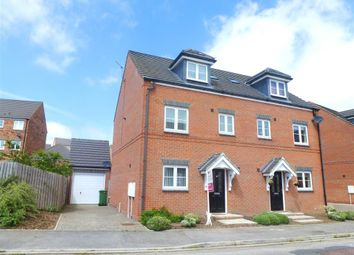 Thumbnail 4 bed semi-detached house to rent in Water Avens Way, Stockton-On-Tees
