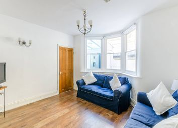 Thumbnail 3 bed flat to rent in Racton Road, Fulham Broadway