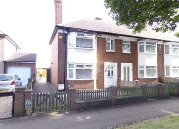 Thumbnail 3 bed end terrace house for sale in Mile Road, Bedford, Bedfordshire