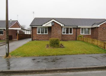 Thumbnail 2 bed bungalow to rent in Ness Grove, Cheadle