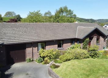 Thumbnail 4 bed detached bungalow for sale in Capel Dewi, Aberystwyth