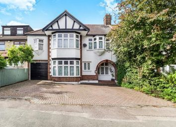 Thumbnail 5 bed semi-detached house for sale in Harold Wood, Romford, Essex