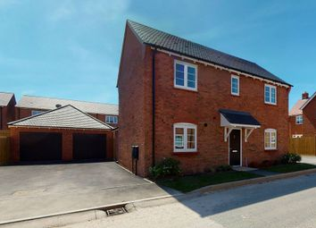 """Thumbnail 3 bed detached house for sale in """"The Norton"""" at Campden Road, Shipston-On-Stour"""