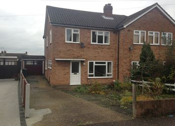 Thumbnail 3 bed detached house to rent in Alder Drive, Tile Kiln, Chelmsford