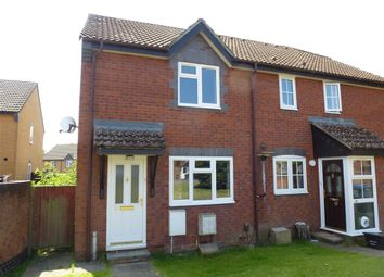 Thumbnail 2 bed end terrace house for sale in Towpath Road, Trowbridge