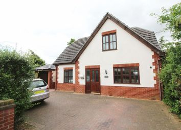 Thumbnail 4 bed detached house for sale in Hartford Road, Huntingdon, Cambridgeshire