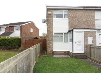 Thumbnail 2 bedroom terraced house to rent in The Paddock, Garth Thirtytwo, Killingworth, Newcastle Upon Tyne