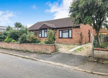 Thumbnail 3 bed detached bungalow for sale in Station Road, Helpringham, Sleaford