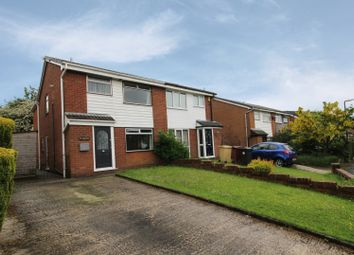 Thumbnail 3 bed semi-detached house for sale in Chester Avenue, Bolton, Lancashire