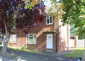 Thumbnail 3 bed semi-detached house to rent in Beech Circus, Wattisham Airfield, Ipswich