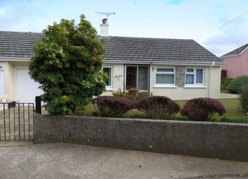 Thumbnail 2 bed semi-detached house for sale in Town Park, Loddiswell, Kingsbridge