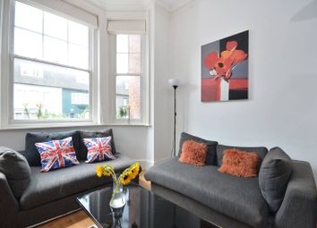 Thumbnail 2 bedroom flat for sale in Barons Court Road, Barons Court
