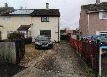 Thumbnail 2 bed semi-detached house for sale in Whittock Road, Stockwood, Bristol