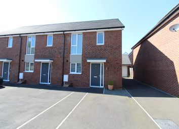 Thumbnail 2 bedroom terraced house for sale in Pool Crescent, Newport