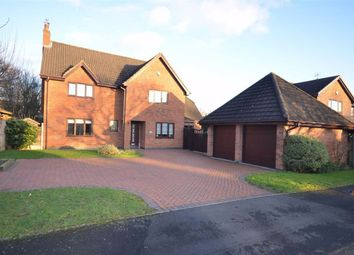 Thumbnail 4 bed detached house for sale in Ashdale Park, Yarnfield, Stone