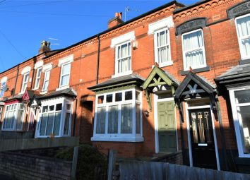 Franklin Road, Bournville, Birmingham B30. 3 bed terraced house for sale