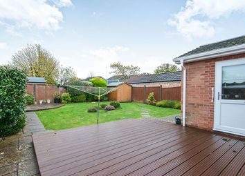 Thumbnail 3 bed bungalow to rent in Abbeyfield Drive, Fareham