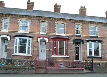 Thumbnail 3 bedroom terraced house for sale in 17, New Road, Newtown, Powys