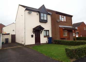 Thumbnail 2 bedroom semi-detached house for sale in Fernleigh, Leyland, Lancashire
