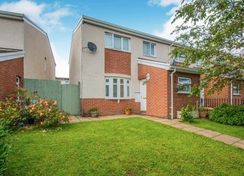 Thumbnail 3 bed end terrace house for sale in Bryn Celyn, Pentwyn, Cardiff
