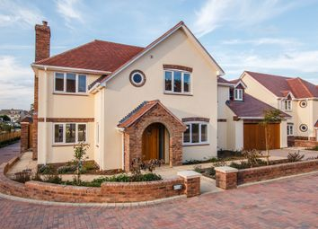 Thumbnail 5 bed detached house for sale in Court Farm Road, Longwell Green, Bristol